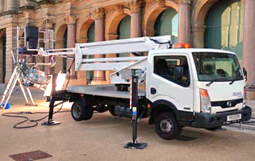 Truck Mounted (20-45m)