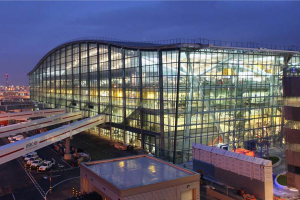 Cleaning Heathrow Airport Terminal 5