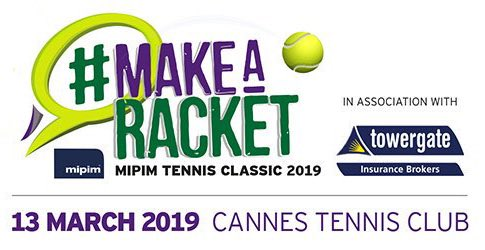 All set for MIPIM Tennis 2019