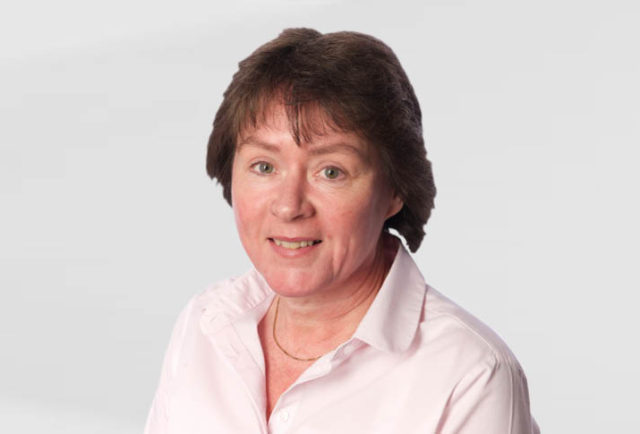 Meet the specialist Lynne Wallace